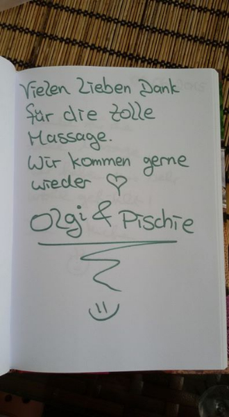 Kundenstimme Olgi & Pischie